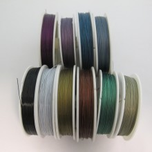 100mts Color Cable 0.38mm