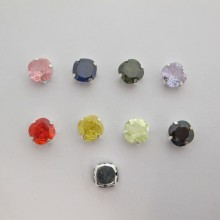 12 Strass to sew 10mm