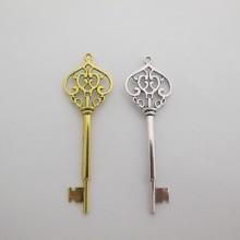 20 Key Pendant Metal 70x22mm