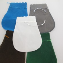 100 Velvet pouches