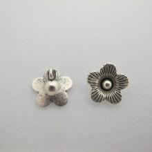 50 Flowers Metal Hook 14mm