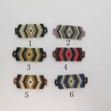 Intercalaire tissage perles Miyuki 35x15mm