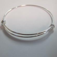 Bracelet 60mm fil 2.0mm