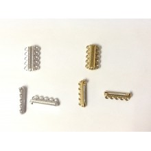 6 hole magnetic clasps